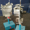 Preheater / Printer / Powder Applicator for Wire & Cable