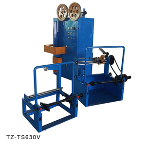 Vertical Singe Layer Automatic Taping Machine | TaiZheng
