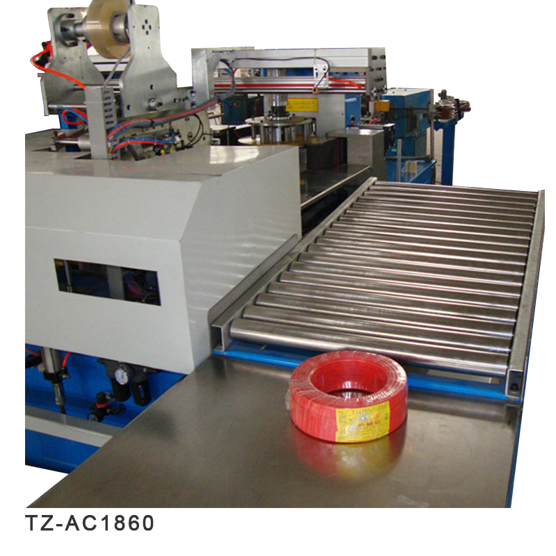 Automatic Coiling and Packing Machine | TaiZheng
