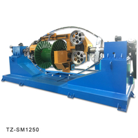 Double Twist Copper Wire Stranding Bunching Machine | TaiZheng