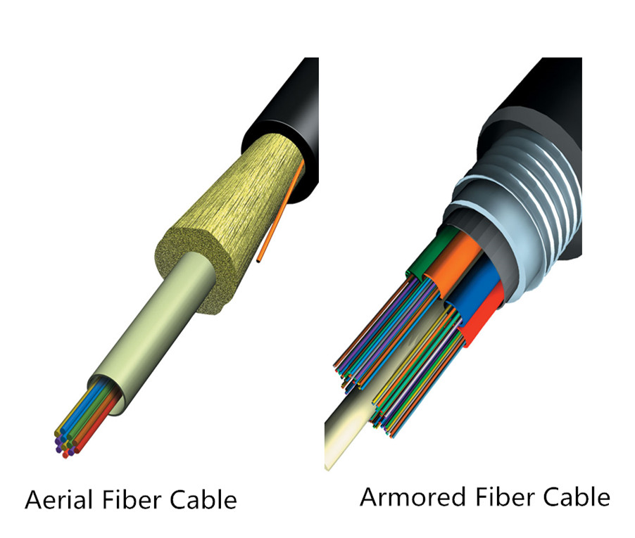 armored-and-aerial-fiber-cable