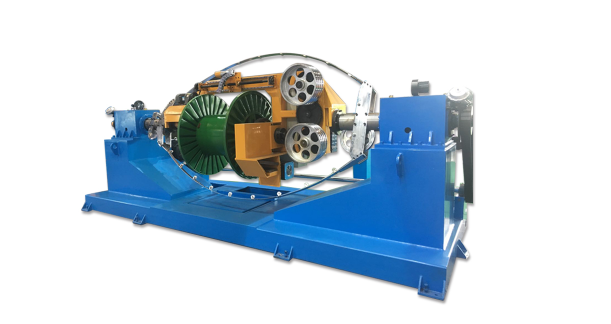 Type Of Wire Cable Bunching Machine