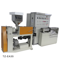 ABS Filament Extruder | Plastic Extrusion Machines | TaiZheng